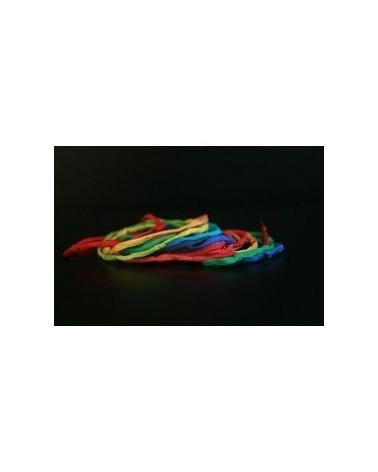 Pack de 10 cordons arco iris