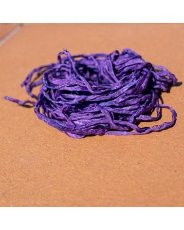 Pack de 10 cordons violet