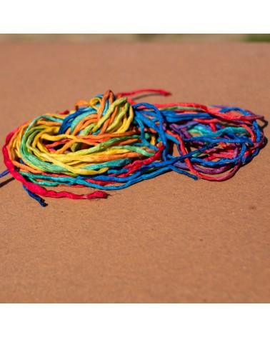 Pack de 10 Cordons arco-íris